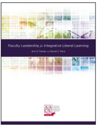 Faculty Leadership for Integrative Liberal Learning