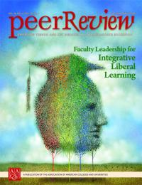 Peer Review: Faculty Leadership for Integrative Liberal Learning